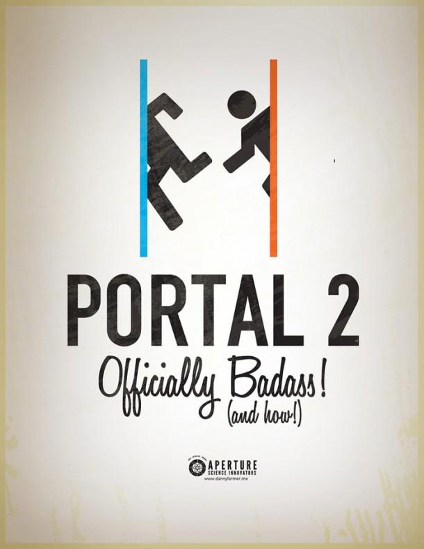 portal2aperturescienceretroposter09610215789 8bit