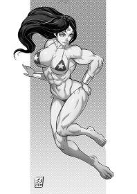 wonder_woman_bikini_commision_by_felsus-d4mry9r