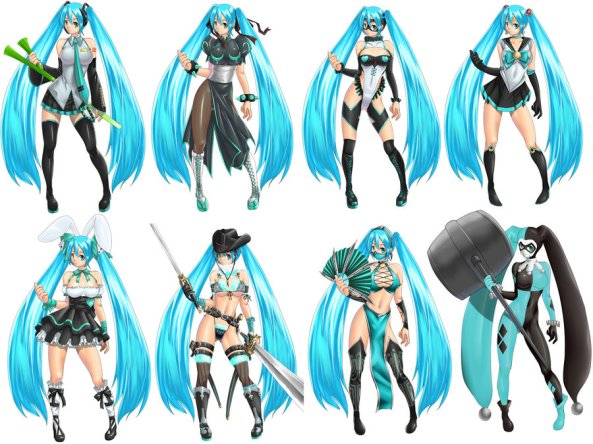 various_changes_of_miku_by_marchinx1-d5h32k9