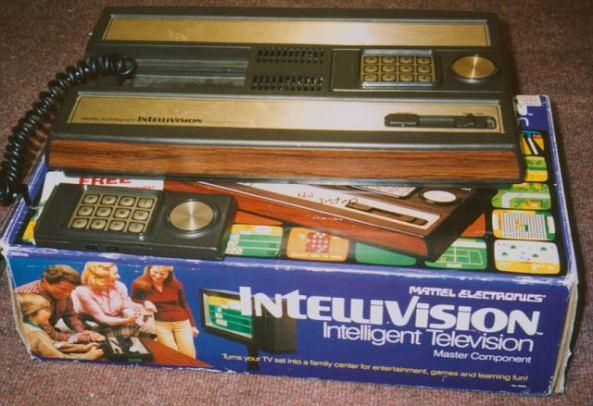 Mattel_Intellivision