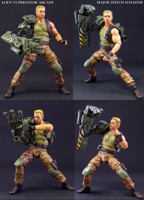 alien_vs_predator_arcade_major_dutch_schaefer_by_jin_saotome-d6dkenz
