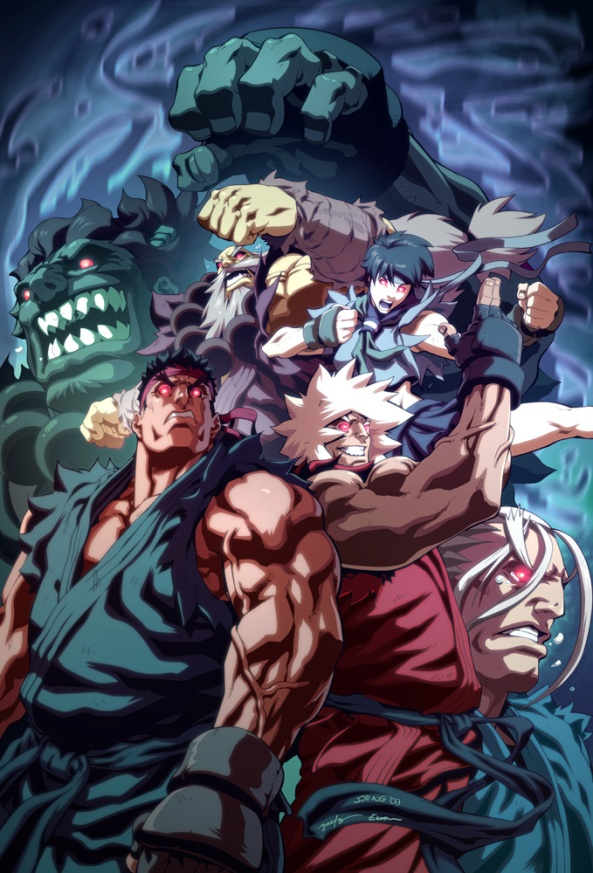 Street_Fighter_IV_3B_by_UdonCrew