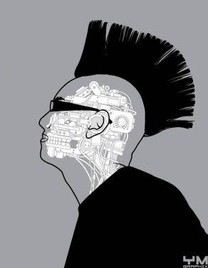 Android-Robot-AKIZA-Robinson