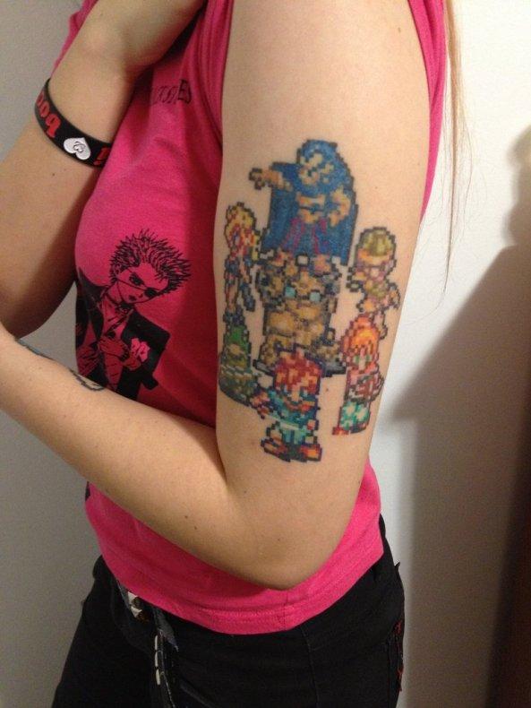 chrono_trigger_16_bit_cast_tattoo_by_jigoku__shoujo-d61sbc7
