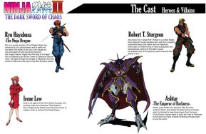 Ninja_GAIDEN_II_Book__cast_by_Hellstinger64