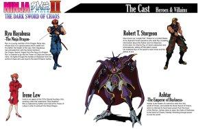 Ninja_GAIDEN_II_Book__cast_by_Hellstinger64