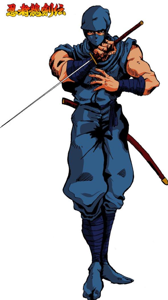Ryu_Hayabusa_1_by_Hellstinger64