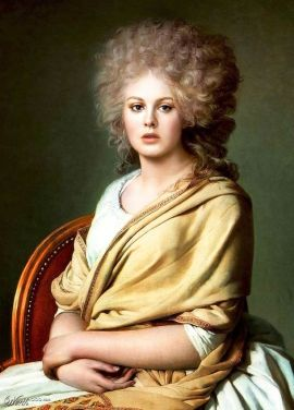 Celebrities-classical-painting-15