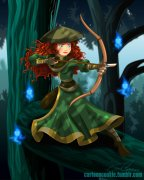 merida_of_the_freedom_fighters_by_racookie3-d6q07m3