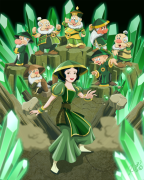 snow_white_and_the_seven_earth_benders_by_racookie3-d668k99