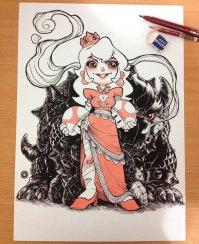 yakuza_peach_and_bowser_by_eduardovieira-d6wlf5l