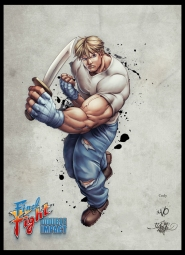 Final_Fight_Double_Impact_Cody_by_KaizenDesign