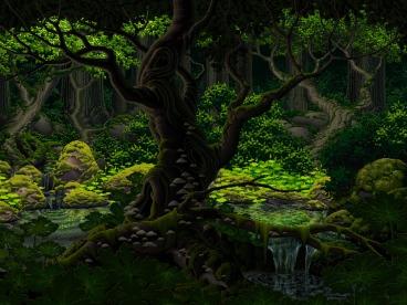 forestsun